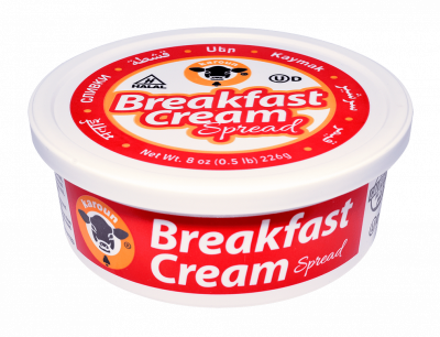 Breakfast Cream