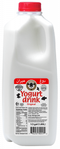 Yogurt Drink Plain 0.5 gal.