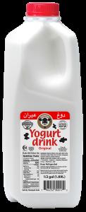 Yogurt Drink Plain 0.5 gal.