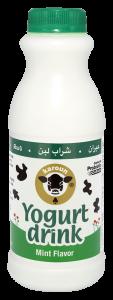 Yogurt Drink Mint Flavor 1 pt.