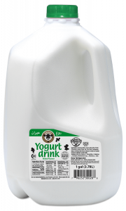 Yogurt Drink Mint Flavor 1  gal.