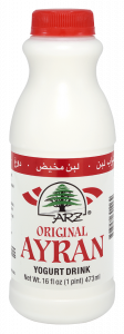 Yogurt Drink Ayran Plain 1 pt.