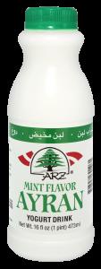 Yogurt Drink Ayran Mint Flavored 1 pt.