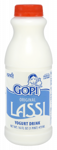 Yogurt Drink Lassi Plain 1 pt.