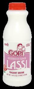 Yogurt Drink Lassi Rosewater 1 pt.