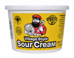 Sour Cream Village Style 16 oz.