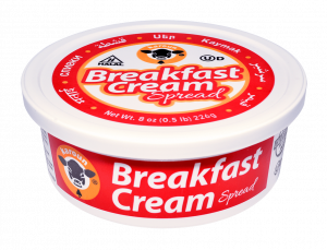 Breakfast Cream Spread 8 oz
