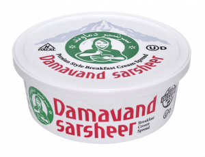 Sarsheer Breakfast Cream Spread 8 oz.