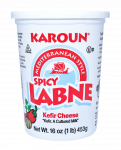 Mediterranean Spicy Labne Kefir Cheese 16 oz.