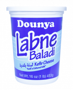 Labne Baladi Kefir Cheese 16 oz.