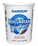 Bulgarian Yoghurt Whole Milk Plain 32 oz.