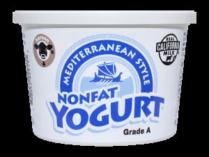 Mediterranean Nonfat Yogurt