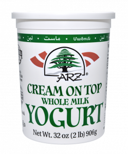 Yogurt Cream-On-Top Whole Milk Plain 32 oz.