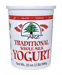 Yogurt Plain Whole Milk 32 oz.