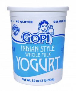 Yogurt Whole Milk Plain 32 oz.
