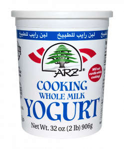 Yogurt Cooking Whole Milk Plain 32 oz.