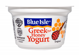 Greek Yogurt Honey 5.3 oz.