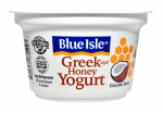 Greek Honey Yogurt  Coconut 5.3 oz.