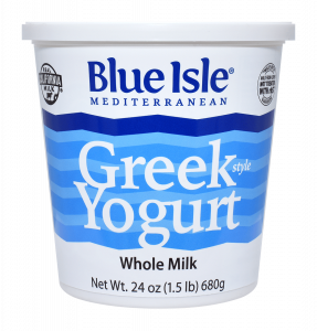Greek Yogurt Whole Milk Plain 24 oz.