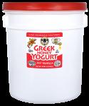 Greek Honey Yogurt Vanilla Pail 32 lb.