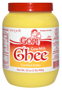 Gopi Pure Butter Ghee 32 oz.