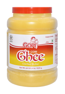 Gopi Pure Butter Ghee 64 oz.