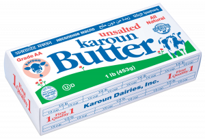 Butter Unsalted 16 oz.