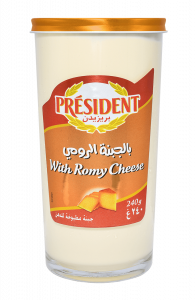 Président Roomi Cream Cheese 250 g.