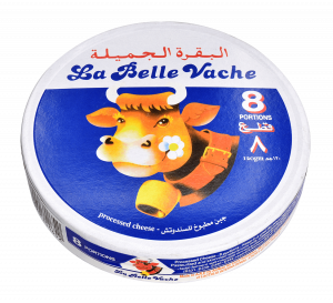 La Belle Vache Cheese Wedges 6 oz.