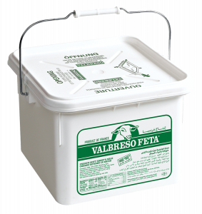 Valbreso French Sheep's Milk Cheese Pail