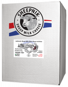 Sheepnik Sheep Milk Cheese
