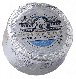 Favrskov Danish Blue Cheese 7 lb. apx.