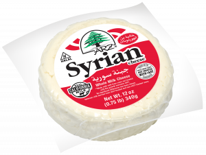 Syrian Cheese 12 oz.