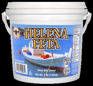 Helena Feta in Brine Pail 3 lb.