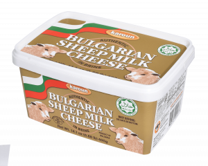 Karoun Bulgarian Sheep Milk White Cheese 400 g.