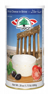 ARZ White Cheese in Brine 800 g.