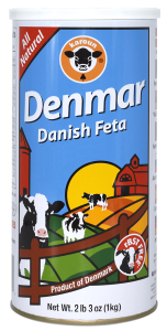 Karoun Denmar Danish Cheese in Brine 1 kg.