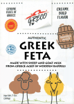 Greco Greek Feta Barrel Aged Vacuum Pack 7 oz.