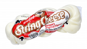 Hand Braided String Cheese Original 8 oz.