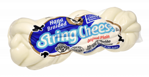 Hand Braided String Cheese Plain 13 oz.