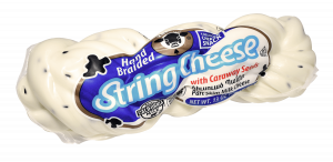 Hand Braided String Cheese - w/seeds 13 oz.