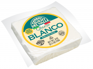 Queso Blanco 8 oz.