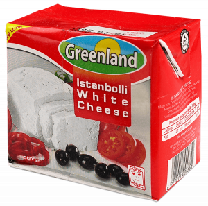 Greenland Istanbolli White Cheese 500 g.