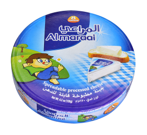 Almaraai Cheese Wedges 120 g.