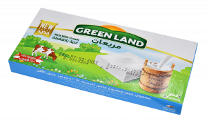 Greenland Cheese Squares 5.6 oz