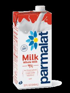 Parmalat UHT Whole Milk 32 oz.